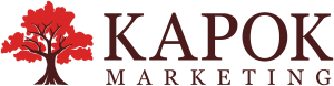 Kapok Marketing Logo